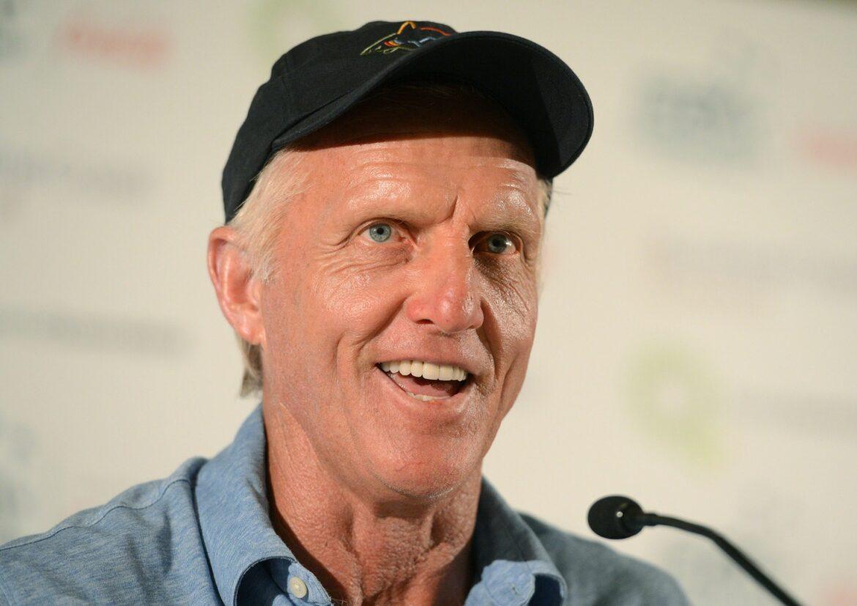 «Sch… Covid»: Golf-Star Norman im Krankenhaus
