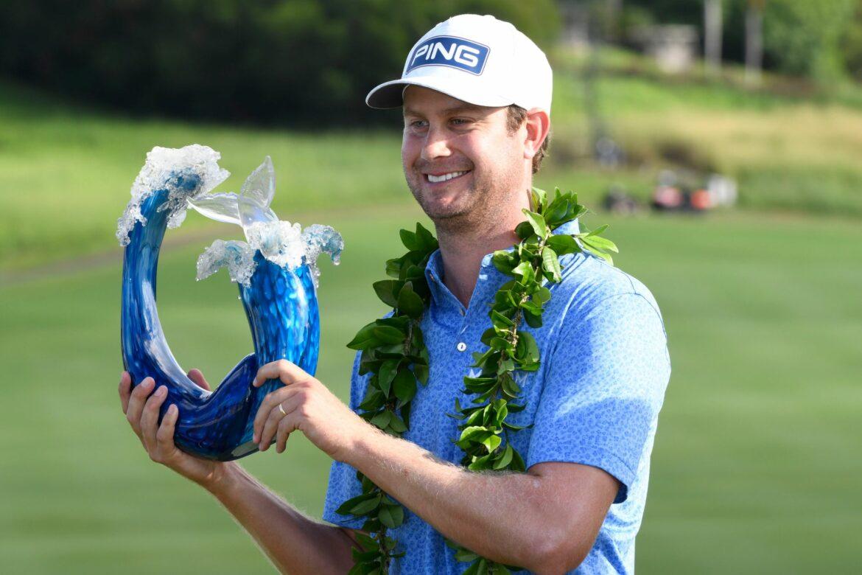 US-Golfer English gewinnt Tournament of Champions