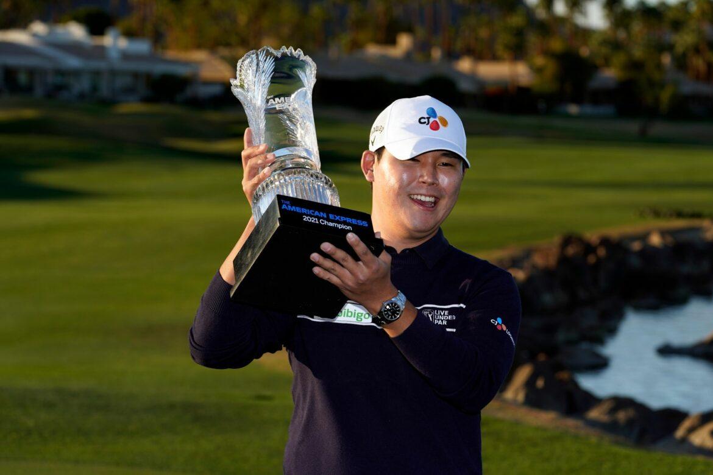 Südkoreaner Kim gewinnt Golf-Turnier in Kalifornien