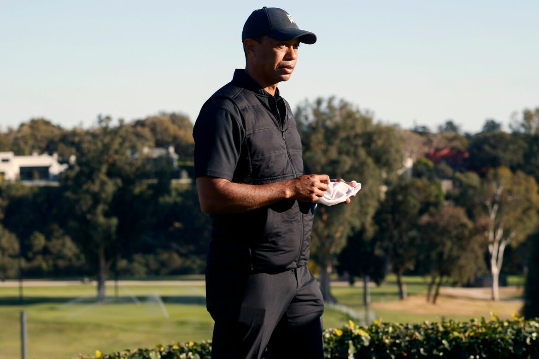 Golf-Star Woods: Kein Zeitplan für Rückkehr