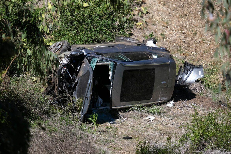Autounfall: Tiger Woods erleidet komplizierte Brüche