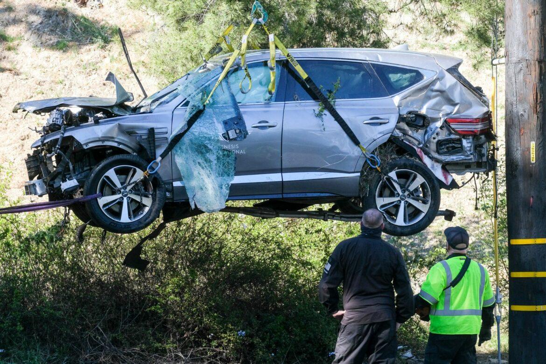 Sheriff über Tiger Woods: «Unfall ist keine Straftat»
