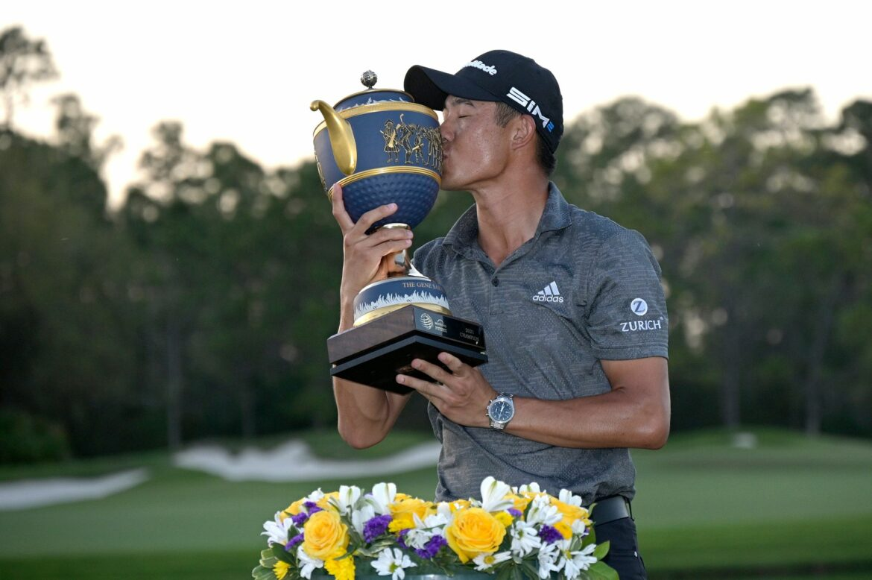 Golfer Morikawa gewinnt erstes Turnier der WGC-Serie