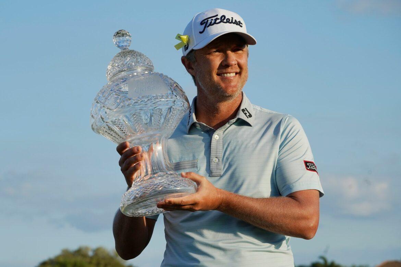 Australischer Golfer Jones gewinnt in Florida