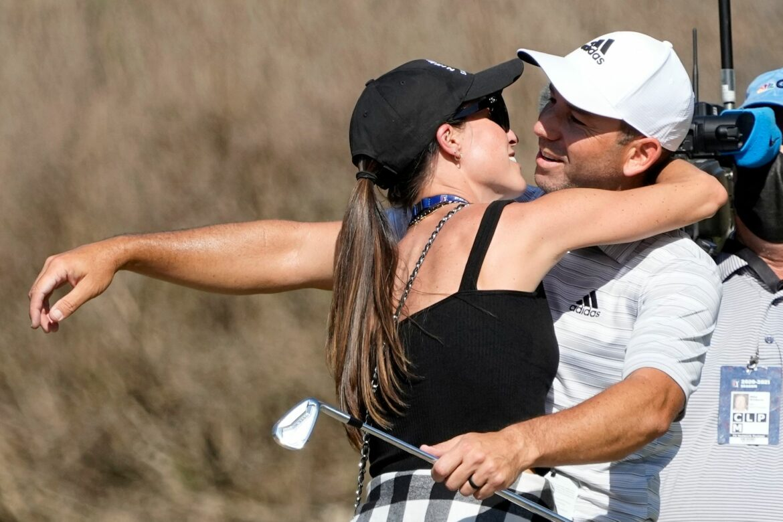 Hole-in-One in Austin: Golfstar Garcia ärgert alten Kumpel