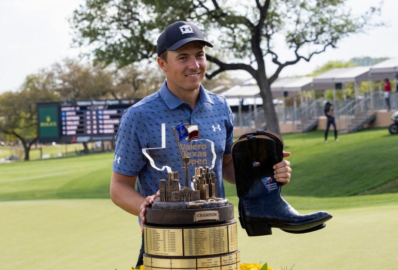 Golfer Spieth gewinnt vor dem Masters die Texas Open