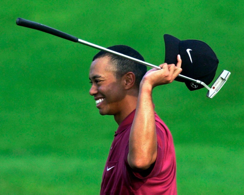 Grand Slam? «Tiger Slam»! Als Woods 2001 Geschichte schrieb
