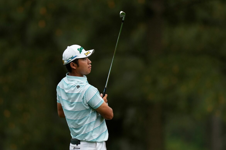 85. Masters: Japaner Matsuyama nach Traumrunde vorn