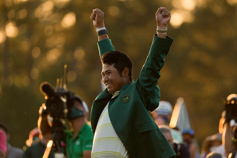 TV-Tränen in Japan: Matsuyama gewinnt Golf-Masters