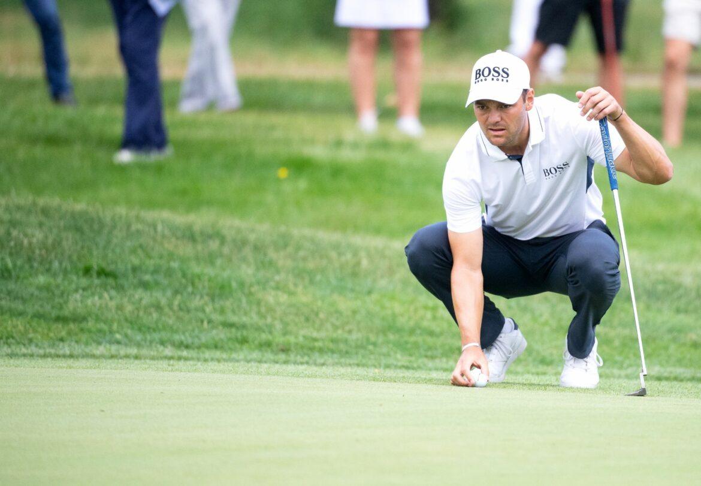 Kaymer mit starker Runde bei Golf-Turnier in München