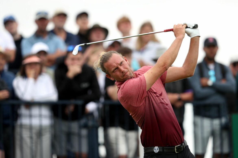 British Open: Starker Auftakt für Marcel Siem