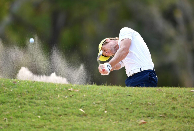 «Underdog» Long: Olympia als Chance für die Golf-Karriere