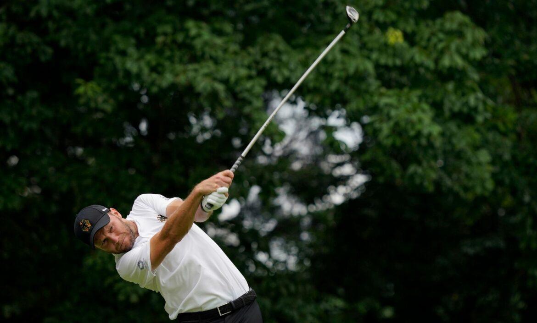 Zweite Golfrunde bei Olympia nach Gewitter abgebrochen