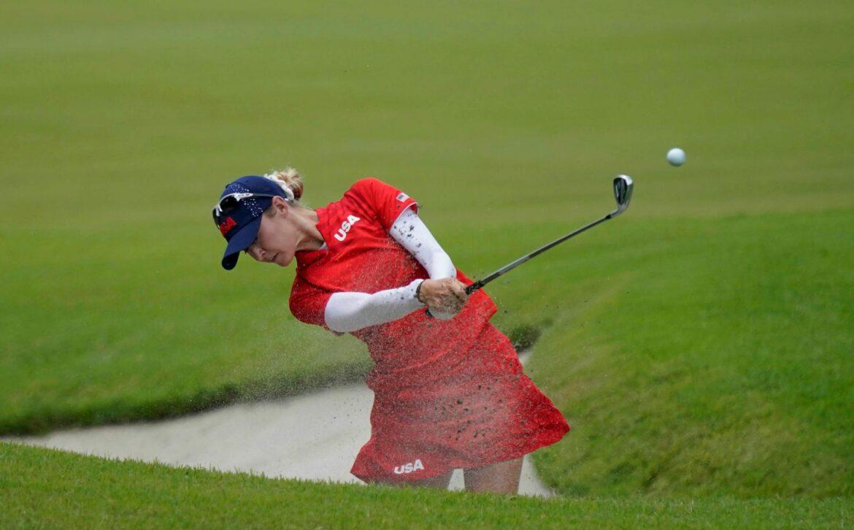 Gewitterwarnung: Golfturnier der Damen unterbrochen