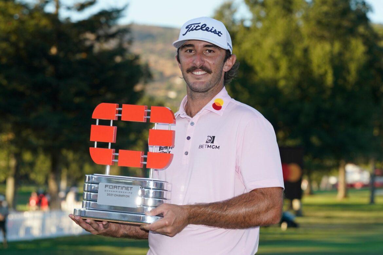 US-Profi Homa gewinnt Golfturnier im kalifornischen Napa