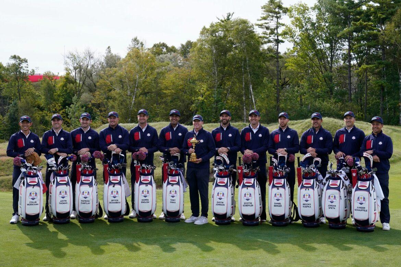 43. Ryder Cup: Die Teams der USA und Europa