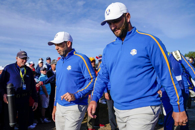 43. Ryder Cup: USA zum Auftakt gegen Europa klar in Front
