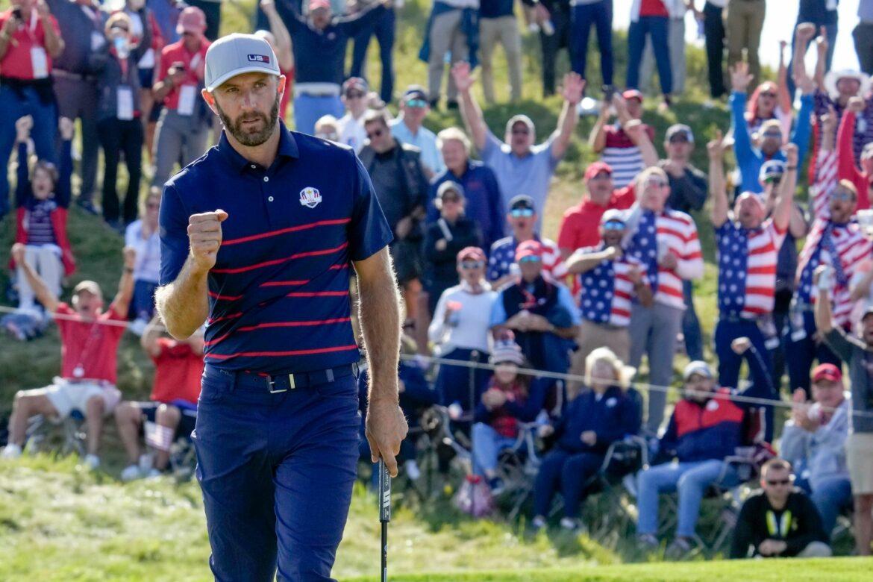 43. Ryder Cup: US-Golfstars dominieren Team Europa klar