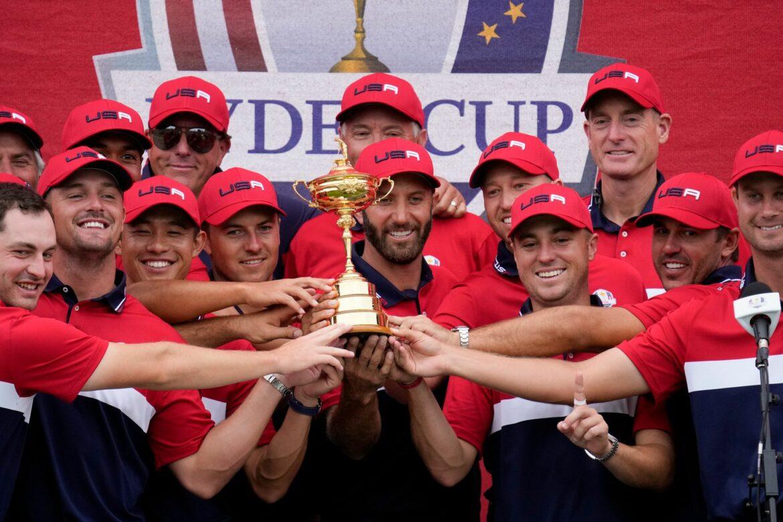 Junge US-Golfstars feiern Beginn einer neuen Ära
