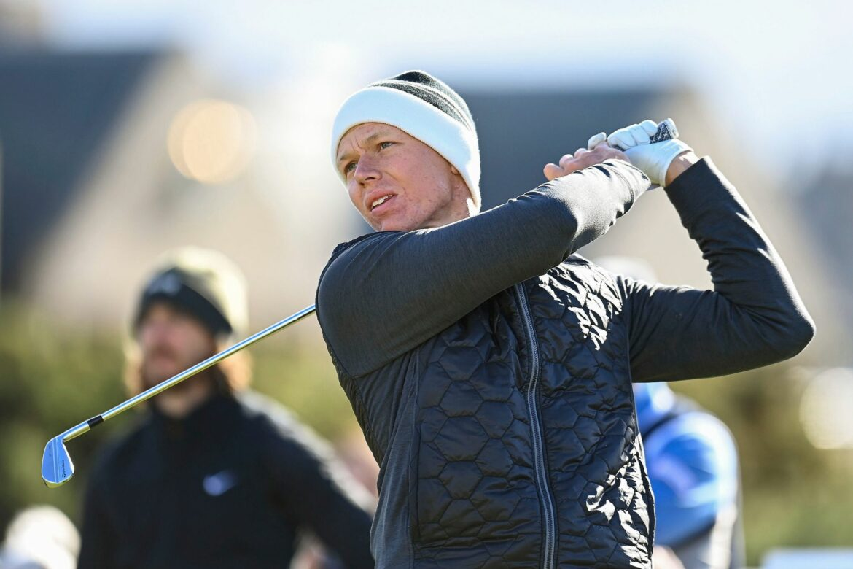 Golfer Schmid Neunter bei Willetts Geburtstagstriumph